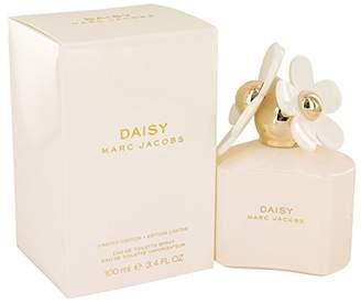Marc Jacobs Daisy by Eau De Toilette Spray (Limited Edition White Bottle) 3.4 oz