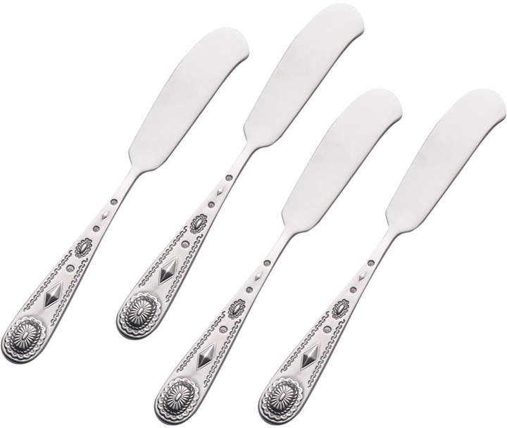 Wallace® Taos Set of 4 Butter Spreaders