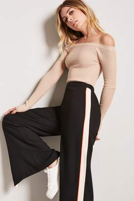 Forever 21 Contemporary Off-The-Shoulder Top