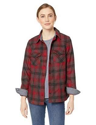 Pendleton Women's Shaniko Wool Western Shirt