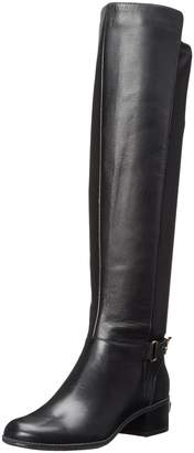 Bandolino Women's Cuyler Leather Riding Boot