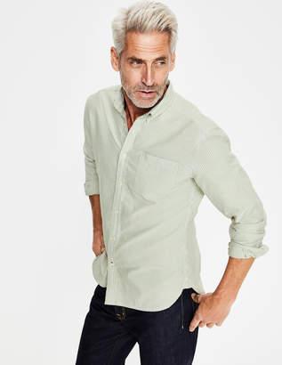 Boden Slim Fit Oxford Pattern Shirt