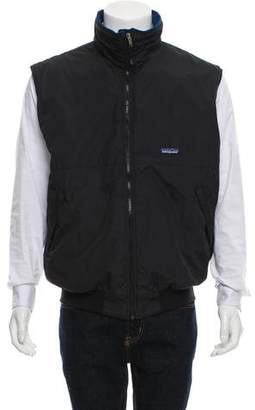 Patagonia Fleece Lined Vest