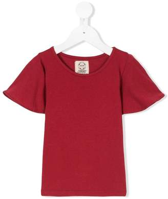 Madson Discount Kids flared sleeve T-shirt