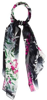 KenzoKenzo Floral Silk Scarf