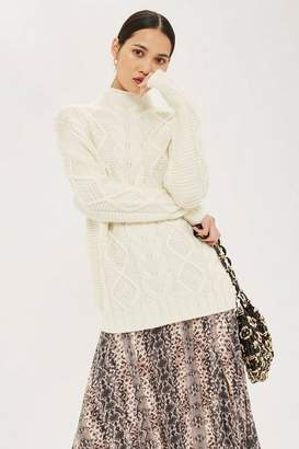 **Knitted Jumper by YAS