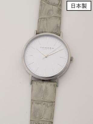 548344bc73 トモラトーキョー [日本製][ユニセックス]腕時計ThreeHandsMovement