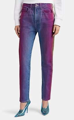 Jordache Women's Gradient-Dyed Slim-Straight Jeans