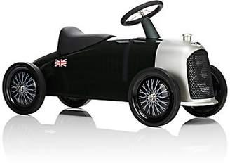 Bentley Baghera Porteur Heritage Ride-On Toy