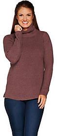 Linea by Louis Dell'Olio Funnel Neck Sweater