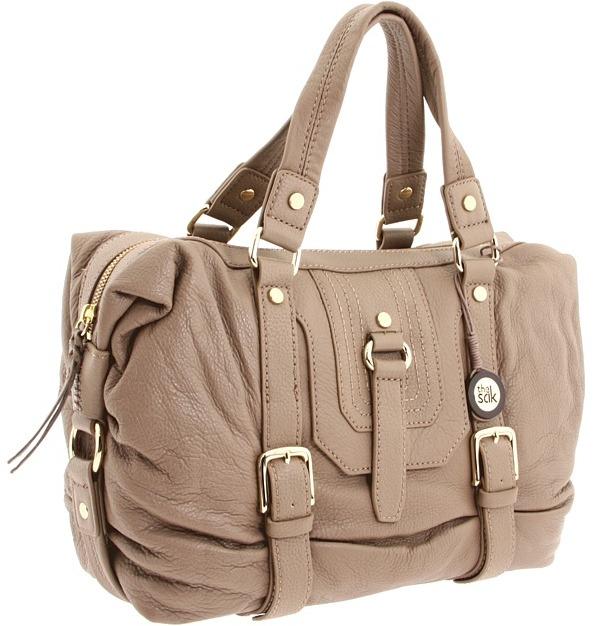 The Sak Silverlake Convertible Satchel (Portobello) - Bags and Luggage
