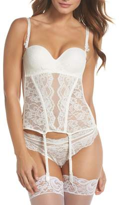 Lise Charmel EPURE BY Exception Charme Underwire Demi Basque Corset