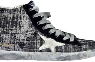 Golden Goose Francy High-cut Sneakers
