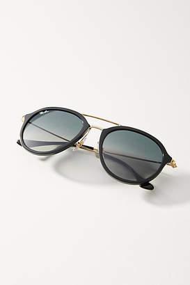 Ray-Ban Double Bridge Aviator Sunglasses