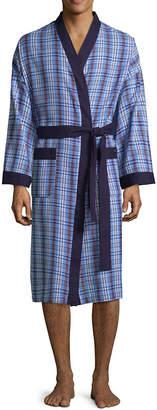 Izod Long Sleeve Robe-Big