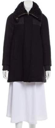Moncler Eridan Padded Coat Black Eridan Padded Coat