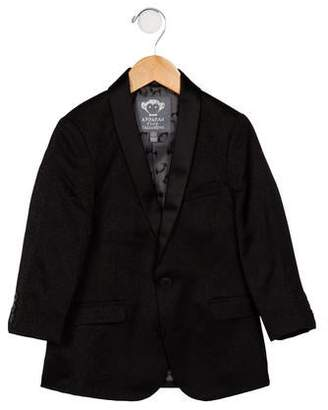 Appaman Fine Tailoring Boys' Patterned Blazer