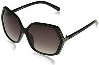 Southpole Women's 1007sp Ox Non-polarized Iridium Round Sunglasses