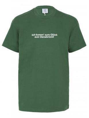 Vetements Tourist t-shirt $440 thestylecure.com