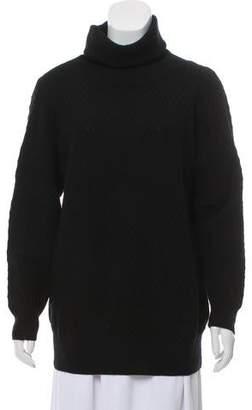 Marc Jacobs Wool-Blend Turtleneck Sweater