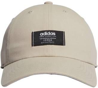 adidas Logo Canvas Baseball Cap