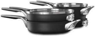 Calphalon Premier 6-pc. Aluminum Dishwasher Safe Cookware Set