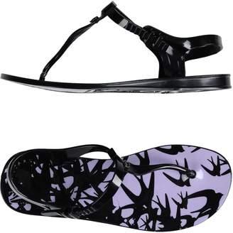 Alexander McQueen McQ Toe strap sandals