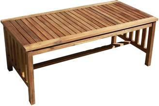 QFurniture Outdoor Coffee & Side Tables Classic Outdoor Coffee Table