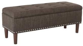 Ave Six Bryant Upholstered Storage Bench
