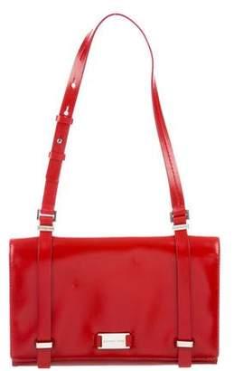 Michael Kors Leather Harlow Bag