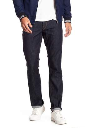 Volcom Vorta Rigid Slim Fit Straight Leg Jeans