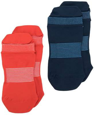 adidas by Stella McCartney pack of two low cut socks