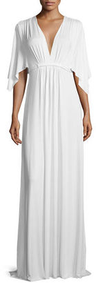 Rachel Pally Long Jersey Caftan Dress $233 thestylecure.com