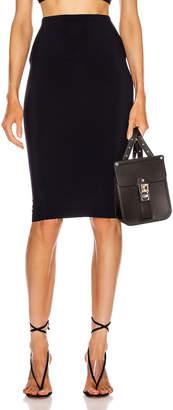 Norma Kamali Tube Skirt in Midnight | FWRD