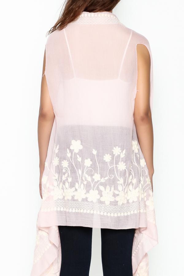 Grace Charlotte's Floral Vest