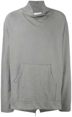 Lost & Found Rooms parka sweatshirt