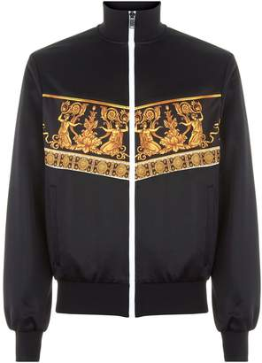 Versace Baroque Band Track Jacket