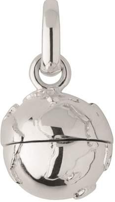 Links of London Sterling Silver Travelling Memories Globe Locket Charm