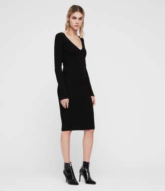 AllSaints Ribba Dress