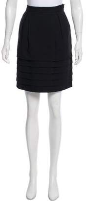 Marc by Marc Jacobs Layered Knee-Length Skirt