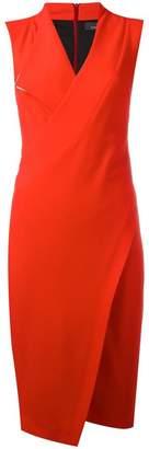 Capucci asymmetric dress