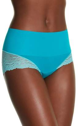 Spanx Lace High Waist Hipster