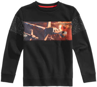 Star Wars Big Boys Graphic Sweatshirt
