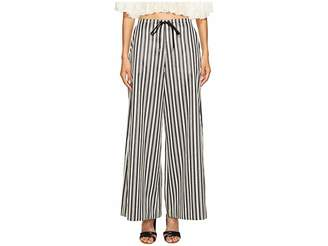 McQ Super Kick Flare Pants Women's Casual Pants