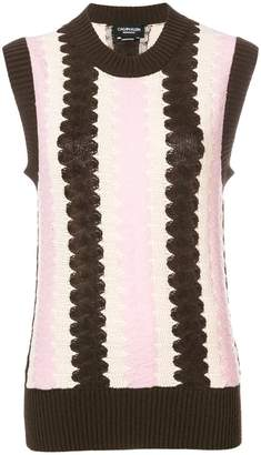 Calvin Klein knitted pullover