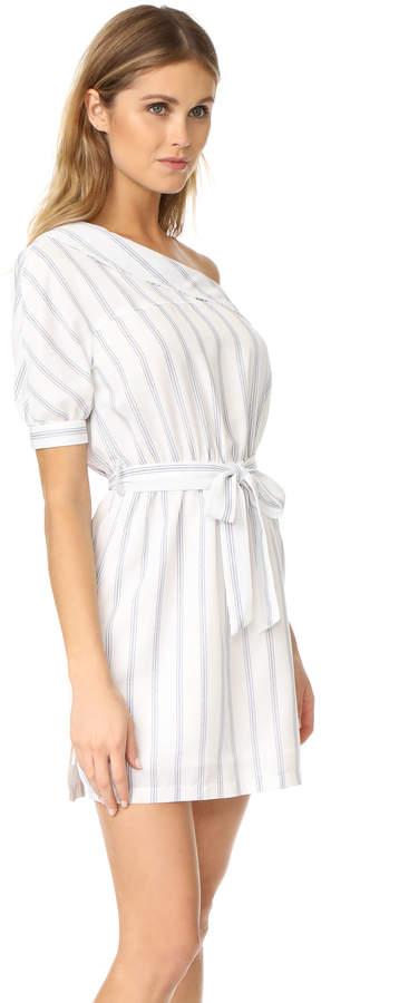 After Market One Shoulder Dress 4