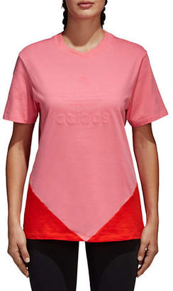adidas CLRDO Short-Sleeve Cotton Tee