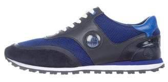 Tory Sport Chevron Low-Top Sneakers