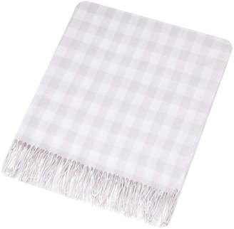 Sanderson Rhodera Woven Blanket - Amethyst