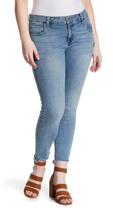 Lucky Brand Ginger Skinny Jeans (Plus Size)